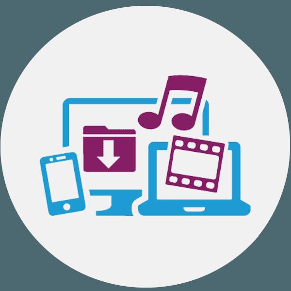 Digital Content - Contenuti ditigali per advertising aziendale